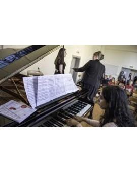 Cours de piano Conservatoire de Metz