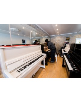 Accordage ou accordement piano acoustique