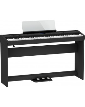 Piano clavier ROLAND FP60X Noir