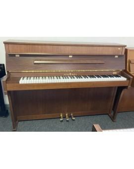 piano bois d'occasion SCHIMMEL garanti 5 ans