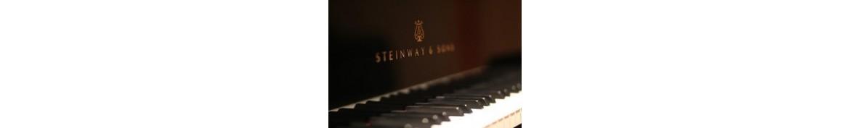 Steinway and Sons rivenditore, nuovo e opportunità
